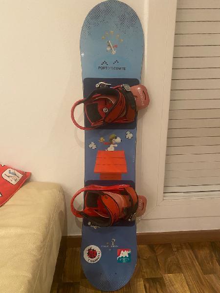 Tabla snowboard niños