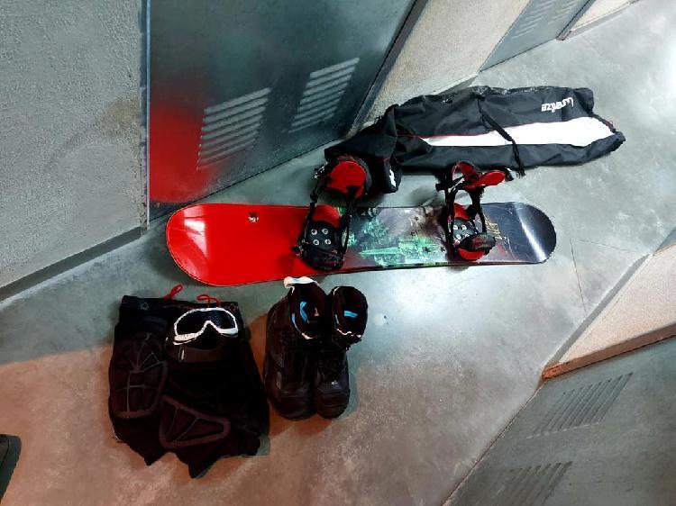 Tabla snowboard 143