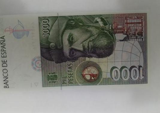 1000 pesetas