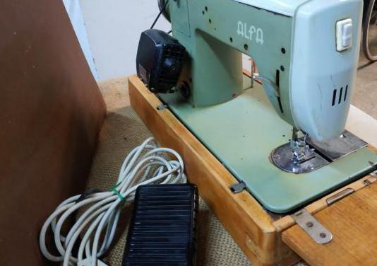 Alfa 104 rotomatic vintage electrica con maletin