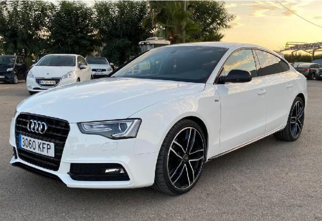 Audi a5 sportback 3.0 tdi multitronic 204 cv s-line.