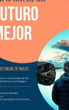 Clases particulares inglés online
