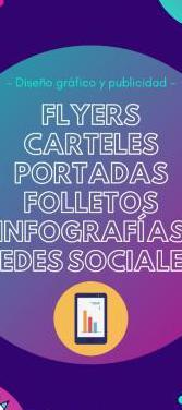 Diseño, publicidad, redes sociales.