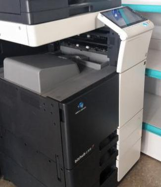Fotocopiadora konica minolta