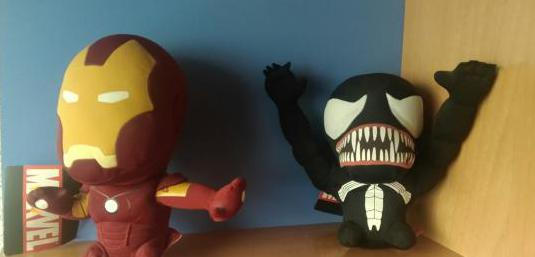 Ironman y venom