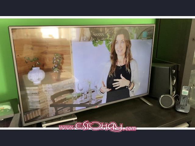 Lg smart tv 42