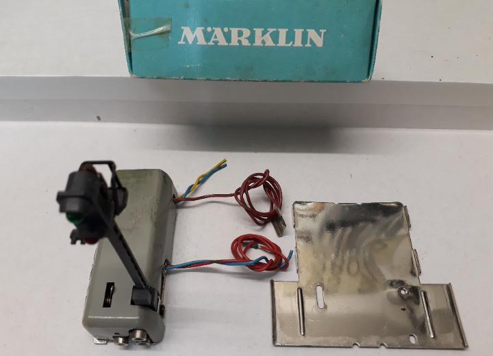 Marklin h0 semáforo principal con cambio de luces,