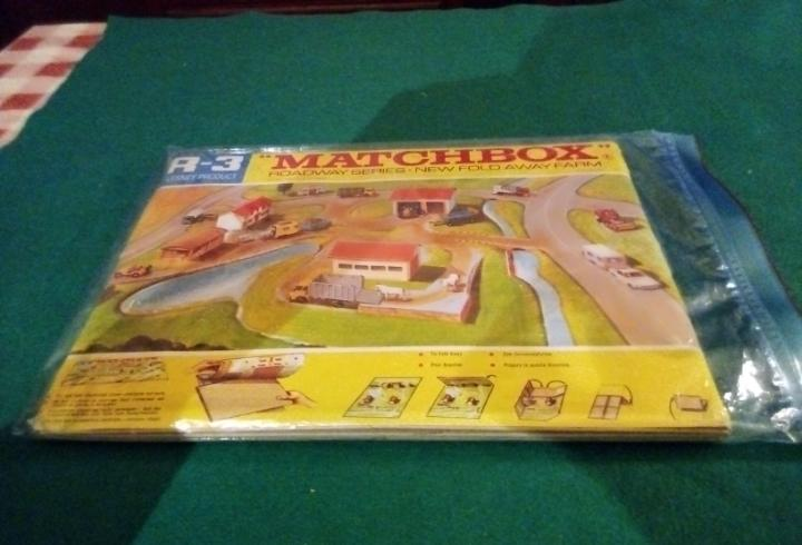 Matchbox r3 agrícola y ganadera