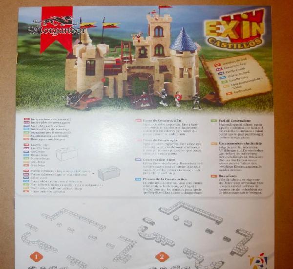 Oferta: instrucciones castillo: morgandor. popular de
