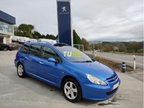Peugeot 307 sw pack hdi 110 '03