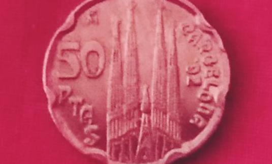 Moneda olimpiadas barcelona