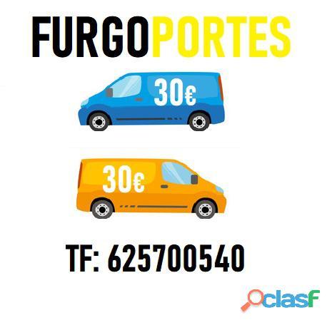 Portes Baratos→ Vallecas (625+700540)