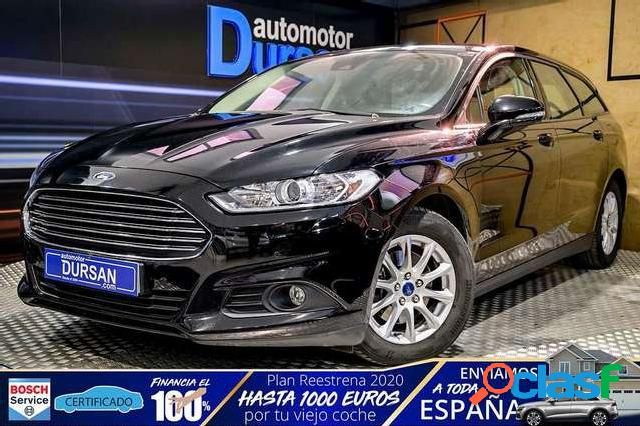 Ford mondeo 2.0tdci trend powershift 150 '17