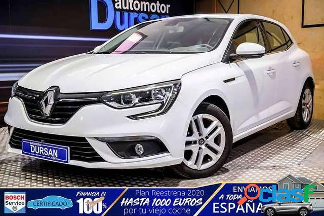 Renault megane 1.5dci energy business 66kw '17