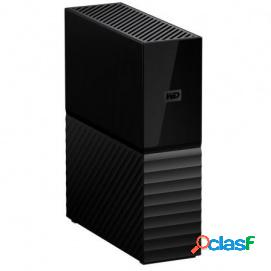 Disco duro externo western digital my book v3 4tb
