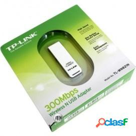 Tp-link tl-wn821n adaptador usb wireless n 300m
