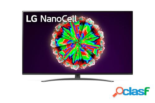 "Lg nanocell nano81 65nano816na televisor 165,1 cm (65"") 4k ultra hd smart tv wifi negro"