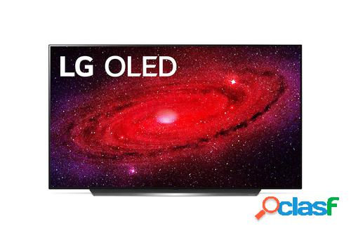 "Lg oled65cx6la.aeu televisor 165,1 cm (65"") 4k ultra hd smart tv wifi negro, plata"
