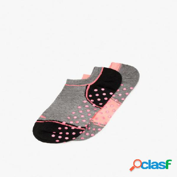 Calcetines antideslizante tenth pack 2 mujer