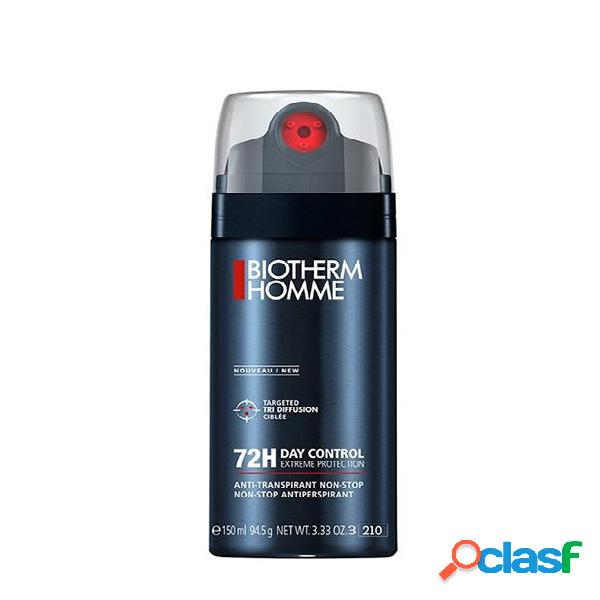 Day control. biotherm homme day control extreme protection 72h deodorant 150ml