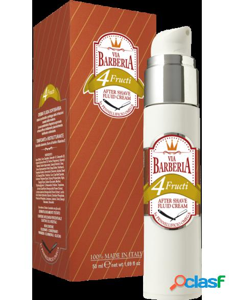 Via barberia fructi after shave cream 50ml