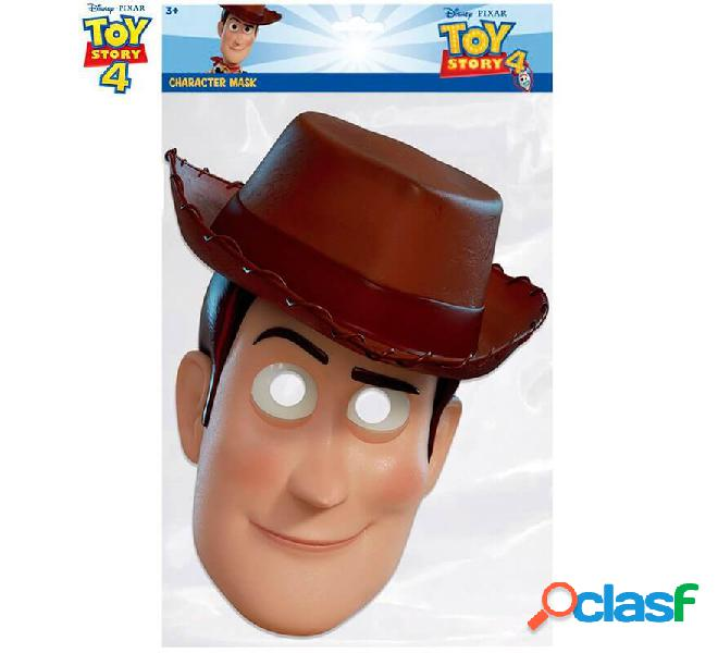 Careta de woody de toy story 4