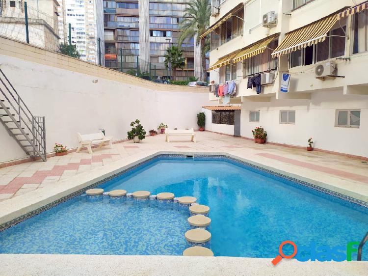 Reformado estudio en Levante, cerca de Plaza Triangular y zona Centro - playa Levante. 3
