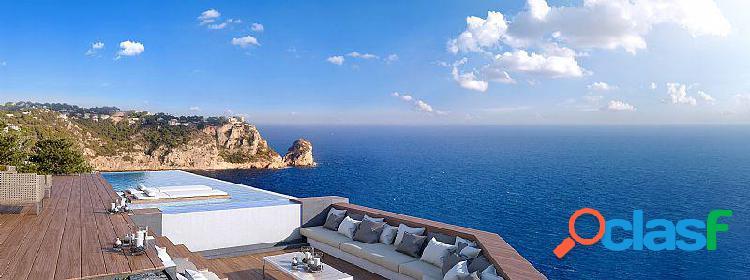 Villa lujo en jávea, 6 dormitorios, 5 baños, 1 aseo, ascensor, piscina, parking en primera línea
