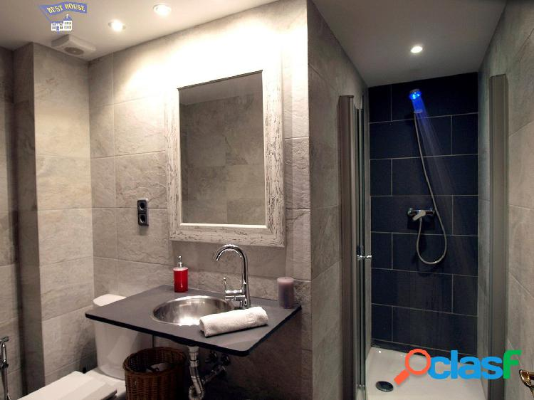 Espectacular piso Sagrada Familia totalmente amueblada 3 hab 2 baños 1