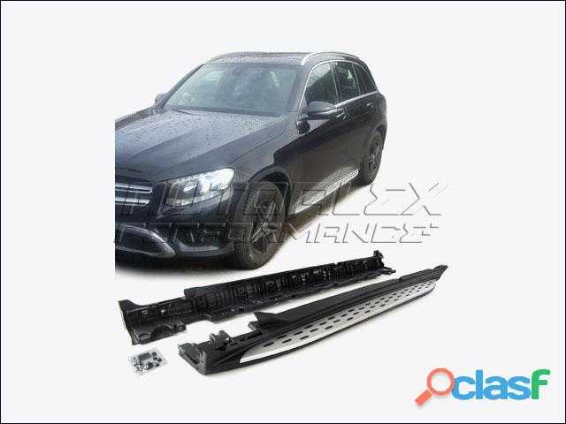 Estriberas laterales mercedes benz glc x253