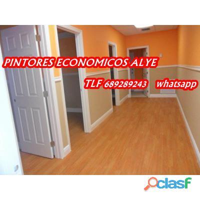 pintores baratos en mostoles. dtos. octubre. 689289243 españoles 2