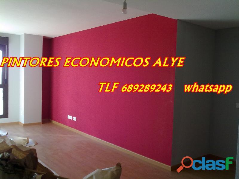 pintores baratos en mostoles. dtos. octubre. 689289243 españoles 8