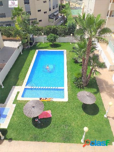 INMOVILCASH VENDE Espectacular Ático en Playa San Juan vistas al mar, urbanización completa 360.000€ 3