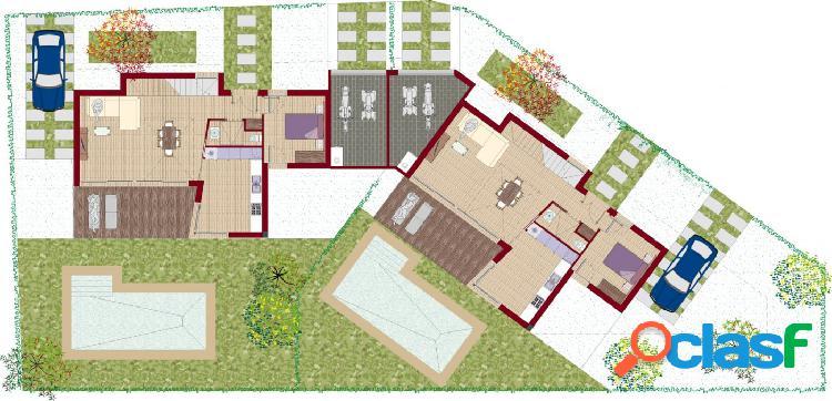 Chalet unifamiliar en construcción de 169,18 M2, con piscina privada 2