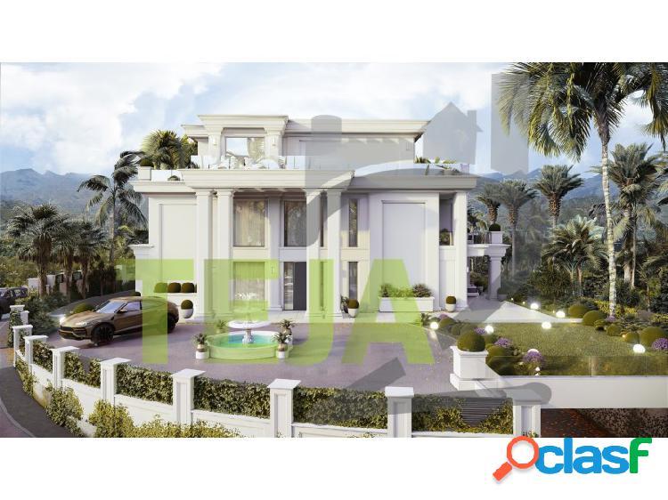 Villa en Las Lomas Golden Mile Marbella 1