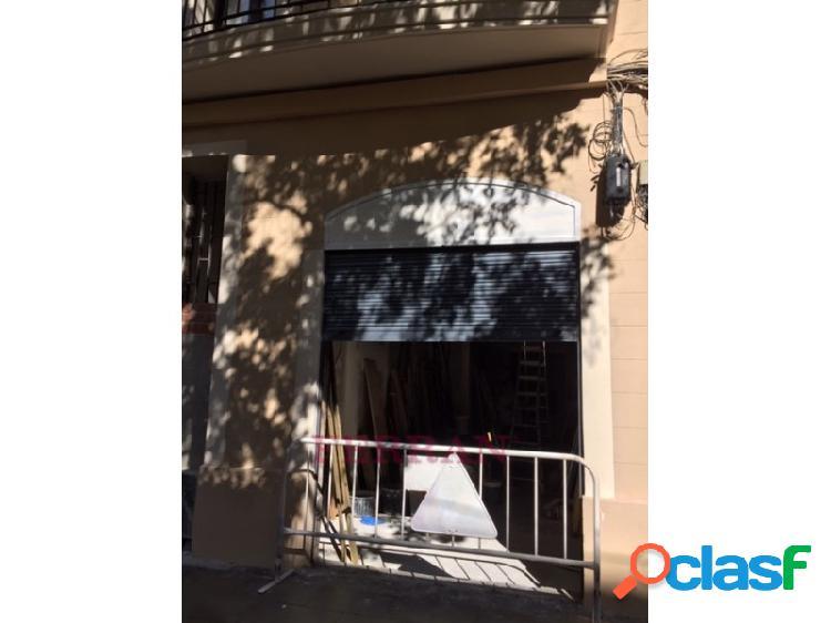 Local alquiler creu coberta,barcelona