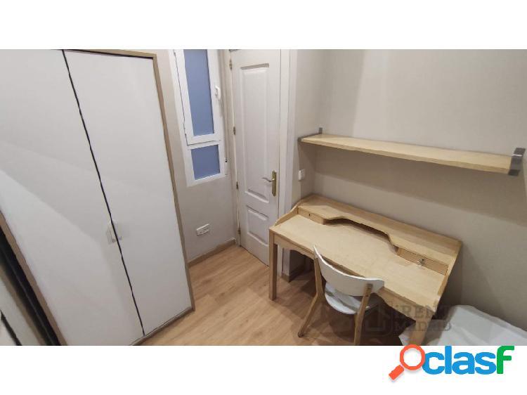 Habitación con baño privado y gastos incluidos, para mujeres, en Barrio Salamanca 3