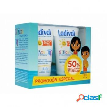 Pack ladival niños 150 ml + 150 ml
