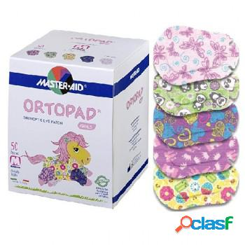 Ortopad girls medium 50 uds (niña talla m) (70169)