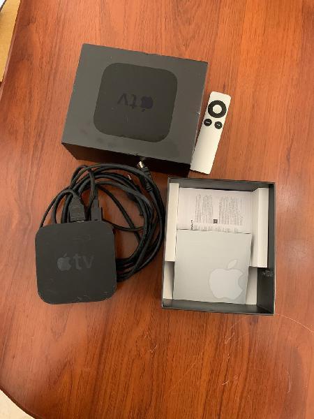 Apple tv 32gb, 3ª generación