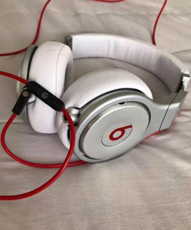 Beats merk hoofdtelefoon