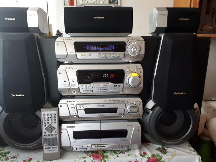 Cadena sonido eh -760
