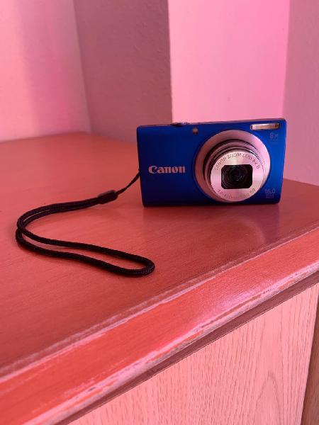 Cámara digital Canon Powershot A4000