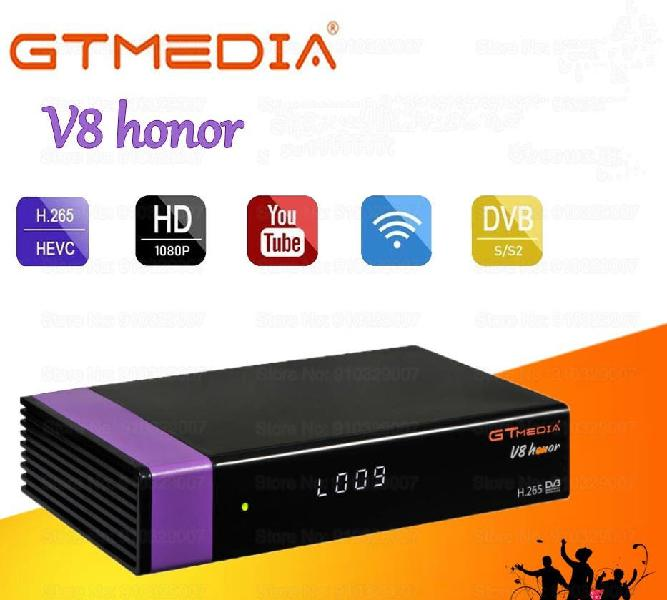 Deco gtmedia v8, nuevo.