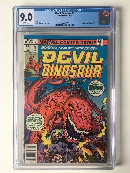 Devil dinosaur n1 gcg