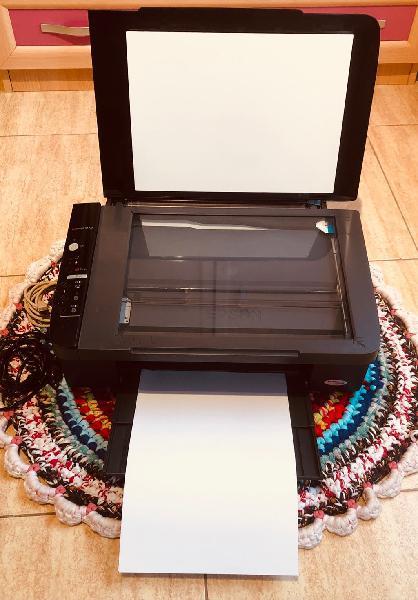 Impresor/escáner epson stylus sx105