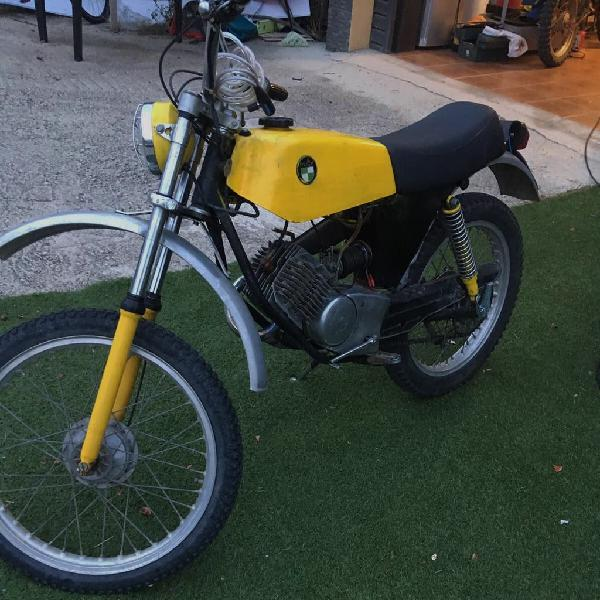 Moto puch