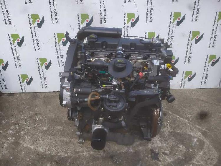 Motor completo peugeot 307 (s1) xt año 2001.