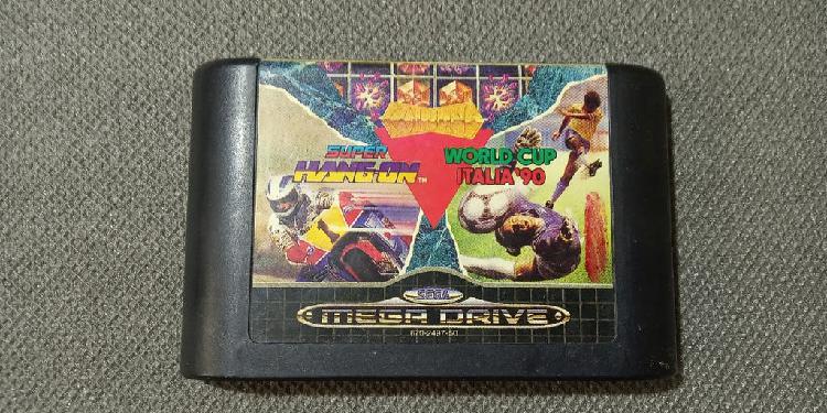 Pack videojuegos megadrive