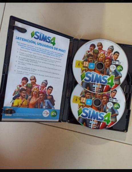 Sims 4 para pc y mac en perfecto estado